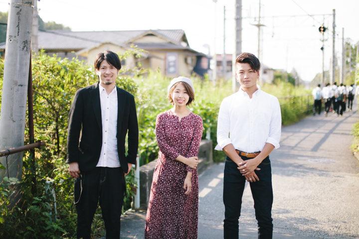 駒田悟史|田中梨菜|唐鎌光 photo - ©masaaki miyara / www.argyledesign.co.jp